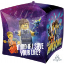 UltraShape Cubez Lego Movie 2 Folienballon verpack