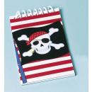 12 cuadernos Pirata Party