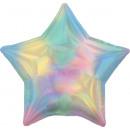 Standard Holographic Iridescent Pastel Rainbow Sta