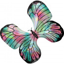 Holographic SuperShape Iridescent Teal&Pink Butter