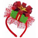 Haarreif Weihnachtsgeschenk Plastik / Textil 13,6