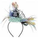 Haarreif Happy New Year Plastik / Textil / Folie 3
