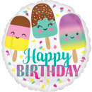 mayorista Alimentos y bebidas: Globo de cumpleaños estándar Happy Ice ...