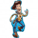 Supershape Toy Story 4 Woody foil balloon packed