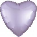 Standard szatén Luxe pasztell-lila szatén