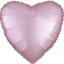 Standard szatén Luxe pasztell-rózsaszín szatén