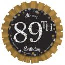 Button pezsgő arany ünnepségek az évszámmal