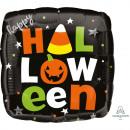 Standard Happy Happy Halloween foil balloon verpac