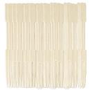 70 tenedores de bambú 8.8 cm