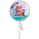 Ballon en feuille standard Enchantimals emballé