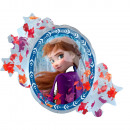 Supershape frozen 2 globos de papel suelto 76 cm x