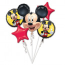 bouquet Mickey Mouse Forever foil balloon packed