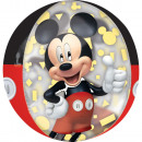 Orbz Mickey Mouse Forever foil balloon packed 38c