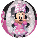 Orbz Minnie Mouse Forever foil balloon packed 38c
