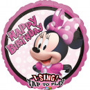 Sing-A-Tune Minnie Mouse Forever foil balloon pack