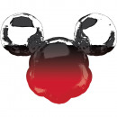 Supershape Mickey Mouse Forever Ombré-folieballon