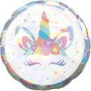 Standard Holographic Iridescent Einhorn Party Foli
