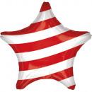 Standard Two-sided Sterne und Stripes Folienballon