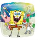 Default ' Spongebob 'Foil balloon packed 4