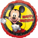 default Mickey Mouse Forever HBD foil balloon pack