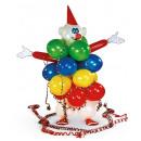 Luftballon-Deko-Set Clown