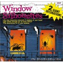 wholesale Pictures & Frames: 2 window pictures spiders 85 x 165 cm