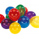 10 latex balloons crystal 25.4 cm / 10 '