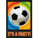 8 Championnats d'Invitation Soccer avec Umschl