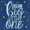 16 szalvéta Twinkle Little Star 25 cm