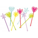 30 party picks, colorful assorted , 9cm