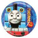 8 plate Thomas & Friends 18 cm