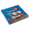 mayorista Articulos de fiesta: 20 servilletas Thomas & Friends 33 x 33 cm