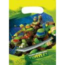 6 Party Bags Teenage Mutant Ninja Turtles
