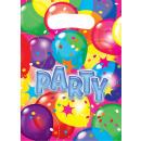 6 sacs de fête fête de ballon 2