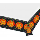 Tablecloth pumpkin plastic 137 x 260 cm
