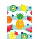 wholesale Party Items: Tablecloth Hello summer plastic 137 x 259 cm