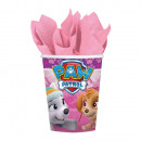 8 cups Pink Paw Patrol USA 266 ml