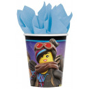 8 cups LEGO Movie 2 266 ml
