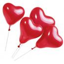 5 balonów lateksowych Lovely Moments 20 cm