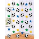 6 Decoration Hanger Championship Soccer 210 cm