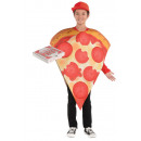 Child Costume Pizza 8-10 años
