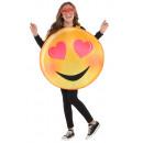 Disfraz de niño Ojos de corazón para ti 8-10 años