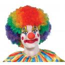 Wig clown