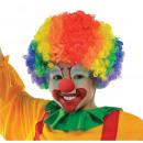 Nos klauna czerwony 5cm
