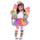 groothandel Kinder- en babykleding: Wing rainbow fairy voor kinderen