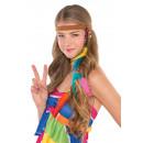Hair band 60s hippie