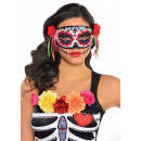 Fashion mask Day of the Dead