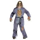 Férfi jelmez Zombie Corpse Size XXL