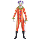 Party Suit Clown 10 - 12 years