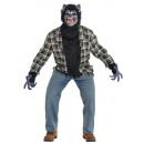 Férfi jelmez Rabid Werewolf méret XXL
